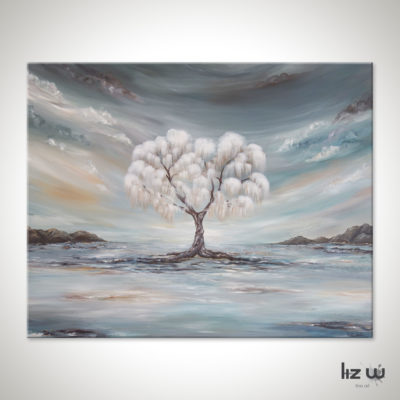 The-Lions-Mane-Tree-Painting-Liz-W