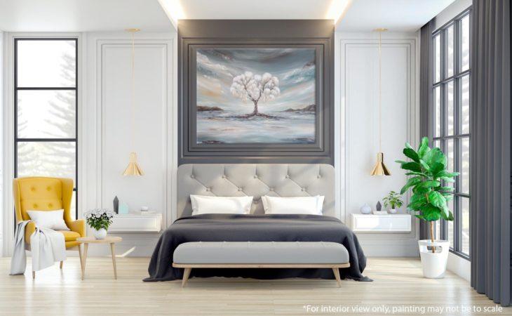 The-Lions-Mane-Tree-Painting-Liz-W